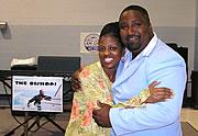Renee' & The Bishop!