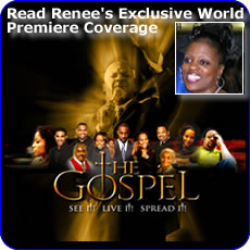 "Visit ""The Gospel"" Website"