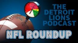 NFL Roundup