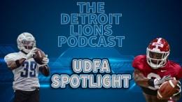 Detroit Lions Podcast - Jerry Jacobs