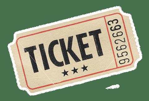 Detroit Lions Podcast Door Prize Ticket