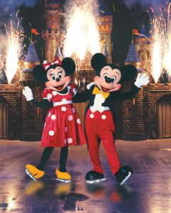 DOI - 100 Years - Mickey and Minnie by Castle