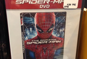 Walmart, Spider-man, Spiderman, dvd, release, preorder, #SpidermanWMT