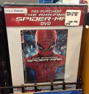 Watch The Amazing Spider-Man 10 Days Before the DVD Release