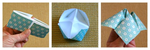 Cootie Catcher Collage 6