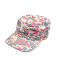 pinkcamohat