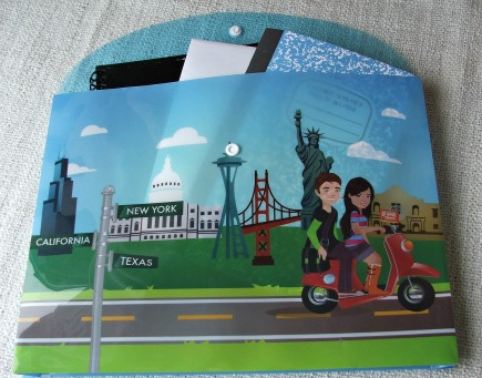 Little Passports Carrying Case