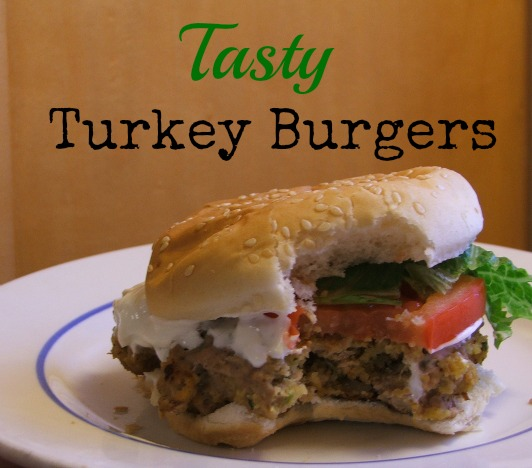 turkey burger 2