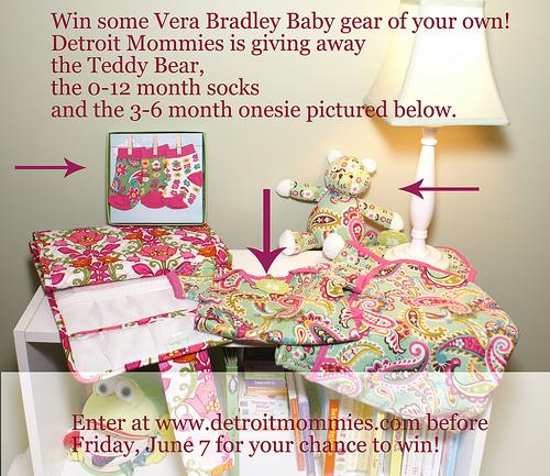 Vera Bradley Baby2
