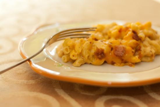 Teen-Friendly Food: Bacon Macaroni & Cheese Recipe