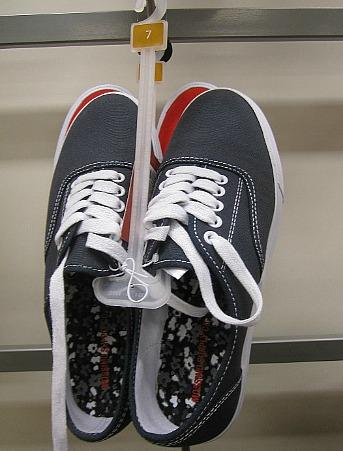 Great Gatsby Tennis Shoe 13
