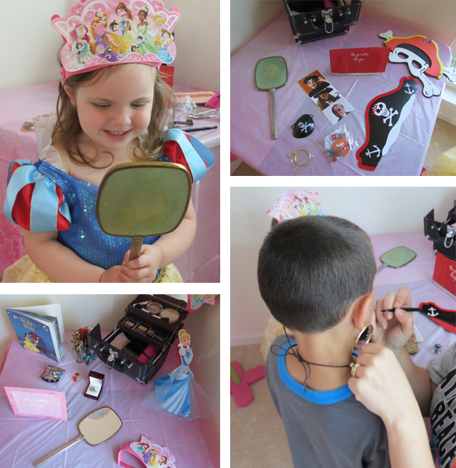 Princess-Pirate-Party
