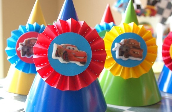 6 Disney Cars Party Ideas