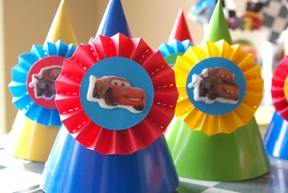 6 Disney Cars Party Ideas