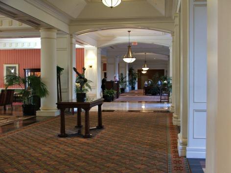 expcols hilton lobby