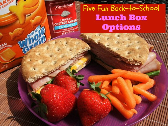 Back to School Lunch Ideas 3