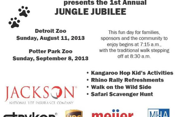1ST Annual Jungle Jubilee Event