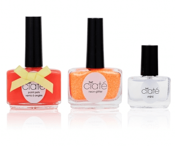 Ciaté Corrupted Neon Manicure Review + Giveaway