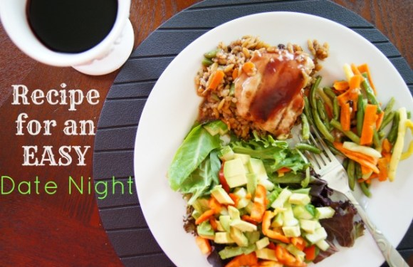 Recipe for Valentine's Day Stay In Date Night