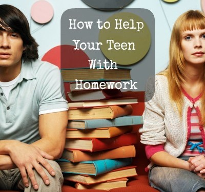 Helping Your Teens With Homework