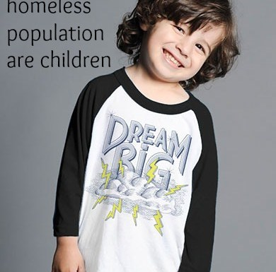 Help Stop Childhood Homelessness