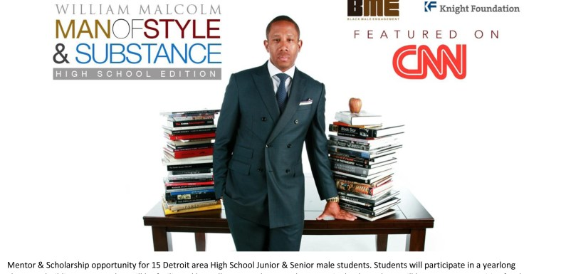 Man of Style & Substance Scholarship + Deals in the D