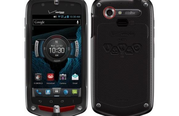 CASIO G'zOne Commando® 4G LTE  REVIEW