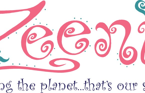 Eco-Friendly Zeenie Dollz