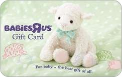 babiesrus gift card
