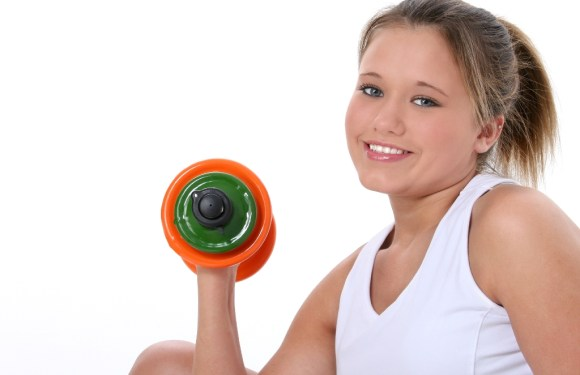 Help Your Tweens and Teens Get Fit in the New Year