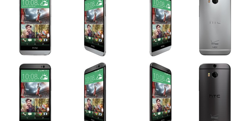 The New HTC One® (M8) Available Starting 3/25/14