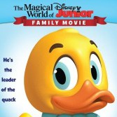 Disney Junior Debuts First Original Movie: Lucky Duck