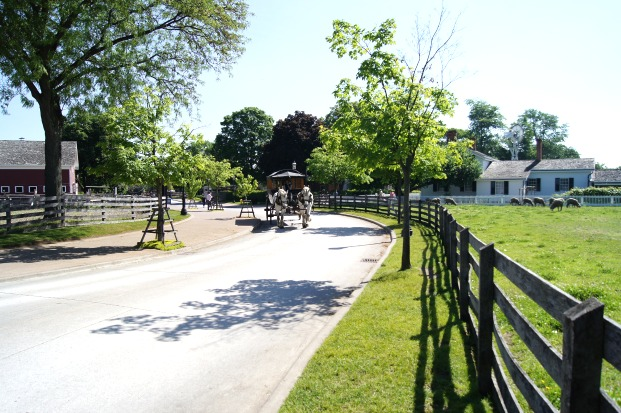 Greenfield-Village-Horse-Buggy
