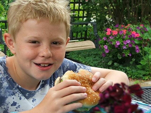Kraft Dilly Burger