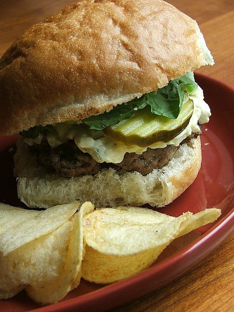Kraft Double Dilly Burger A