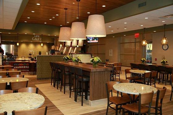 Lifetime Athletic Cafe