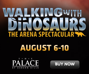 WALKING WITH DINOSAURS GIVEAWAY!!!!