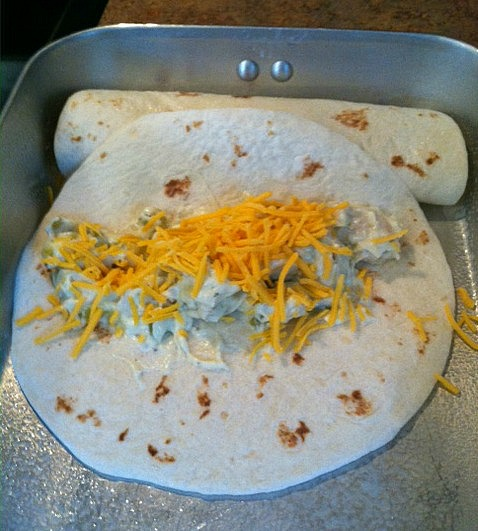 #Labels4Edu Preparing-Enchiladas