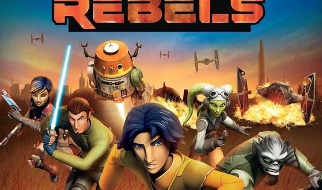 Star Wars Rebels: Spark of Rebellion on Disney XD