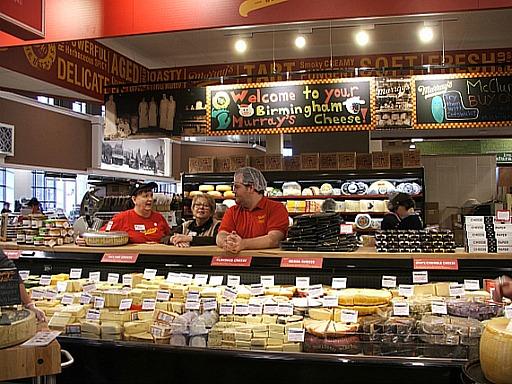 Birmingham Kroger Murray's Cheese