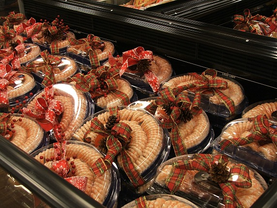 Birmingham Krogers Shrimp Display