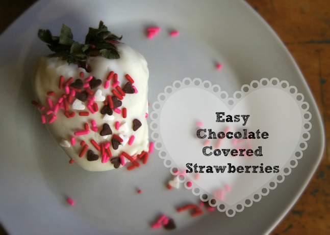 Chocolate Covered Strawberries Oakland