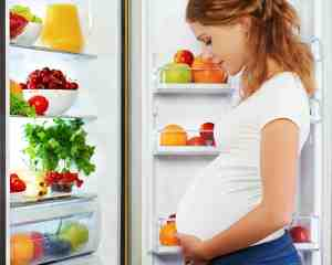 Pregnant Food Safety Photo