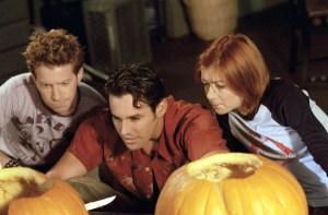 Buffy the Vampire Slayer Thanksgiving