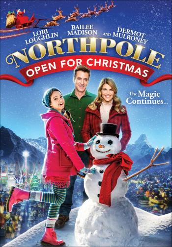 North Pole Open for Christmas