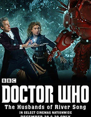 2015 DOCTOR WHO CHRISTMAS SPECIAL