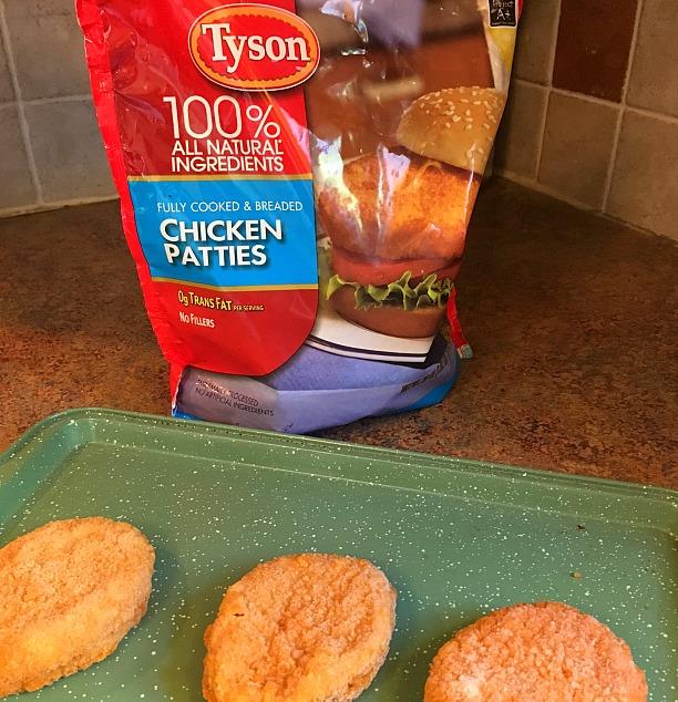 Cheesy Zucchini and Peppe Rice Chicken Patties #BoostBackToSchool