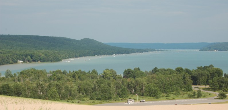 Sleeping Bear Dunes; A Fun Up North Family Destination