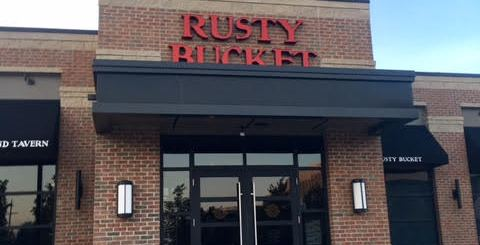 The Rusty Bucket