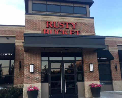 Rusty Bucket Restaurant & Tavern Expands Menu